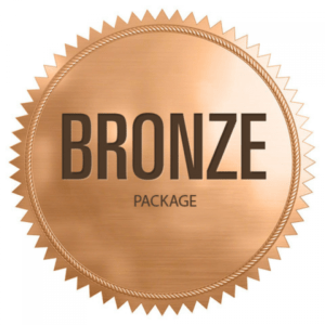 Bronze Package (Outright)